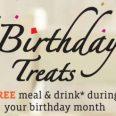 Jamaica Blue Birthday Treats