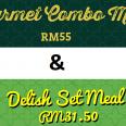 Jamaica Blue Malaysia – Delish Set & Gourmet Combo Meal